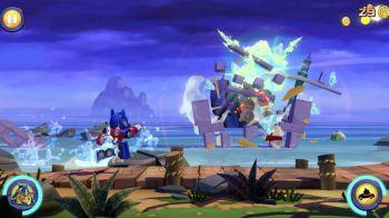 Angry Birds Transformers: un trailer per Galvatron