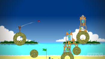 Angry Birds Trilogy arriverà domani su PSVita tramite il PSN europeo