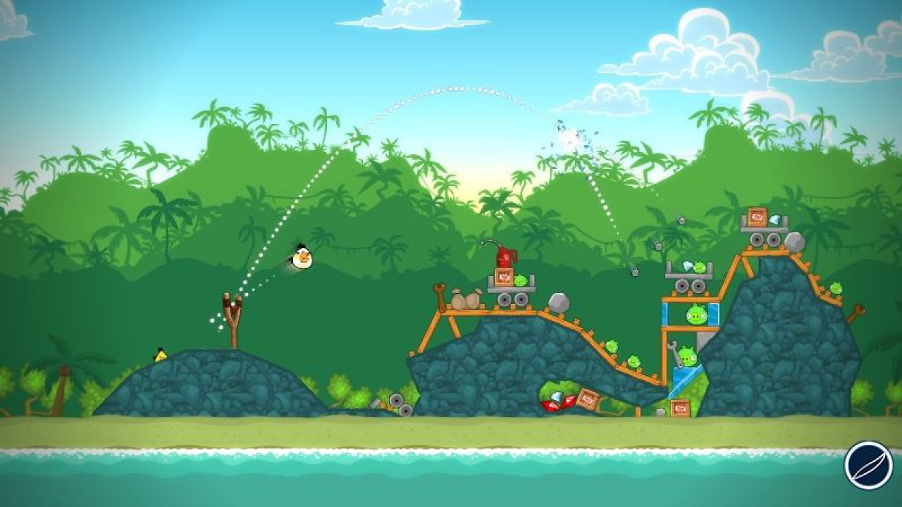 Angry Birds Trilogy, disponibile il primo DLC