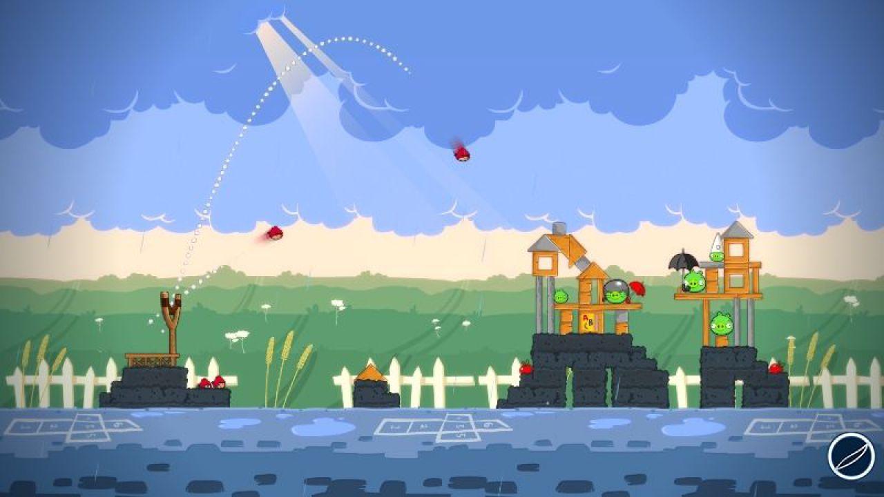 """Angry Birds Trilogy: in arrivo il nuovo DLC """"Gestione della Rabbia"""""""