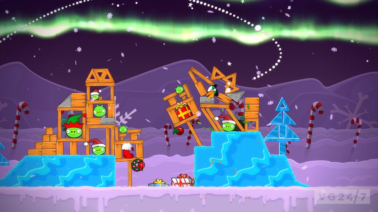 Angry Birds Trilogy: il nuovo DLC aggiungerà 135 livelli