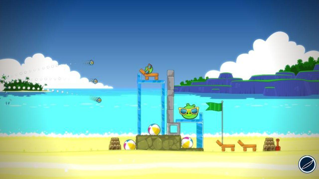 Angry Birds Trilogy da oggi disponibile in Italia