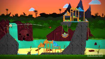 Angry Birds trilogy per Nintendo Wii U e Wii disponibile da oggi