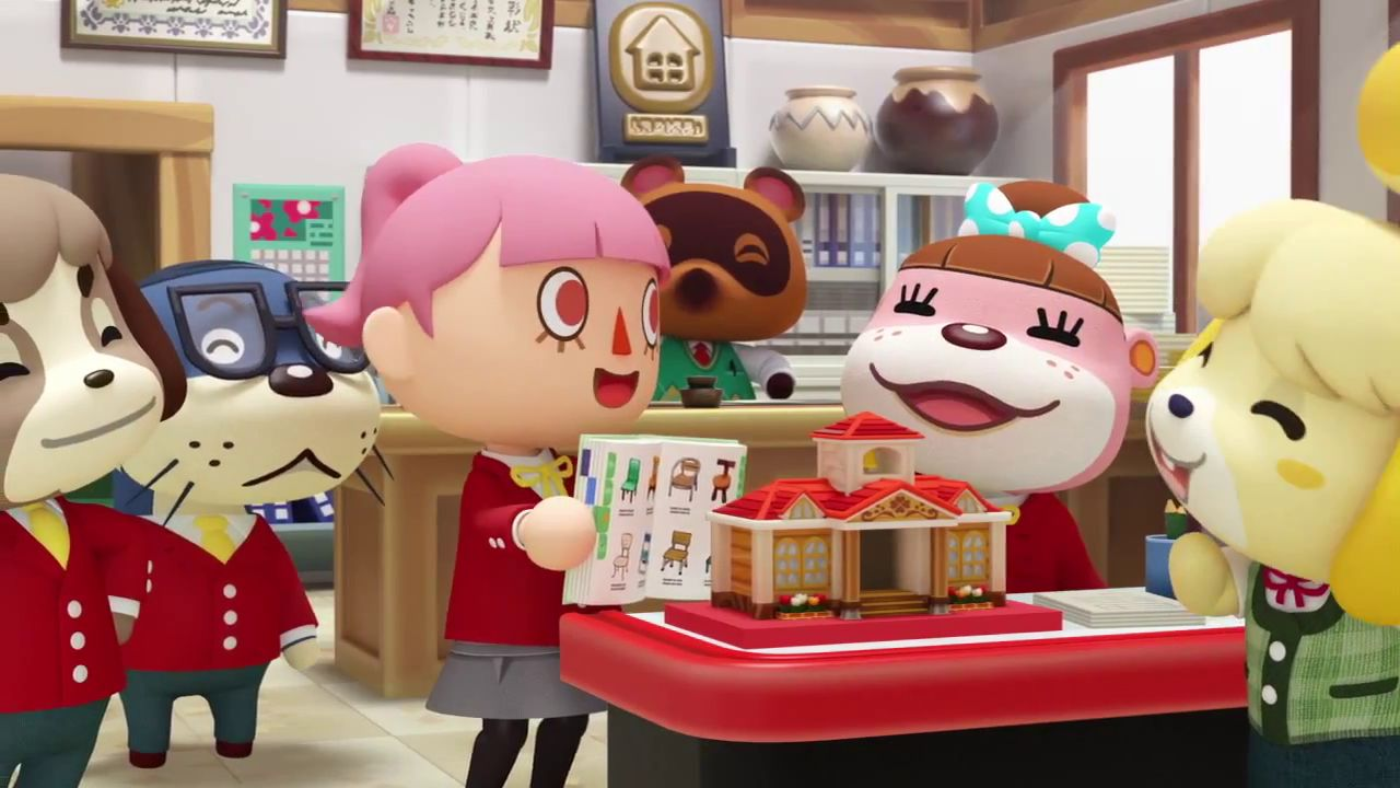 Animal Crossing Happy Home Designer ha venduto oltre 500.000 copie al lancio in Giappone