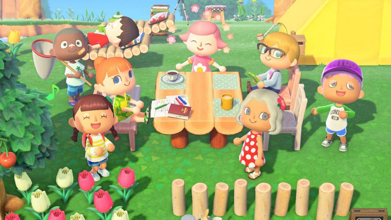 Animal Crossing New Horizons accoglie aprile: tutti i nuovi pesci e insetti disponibili