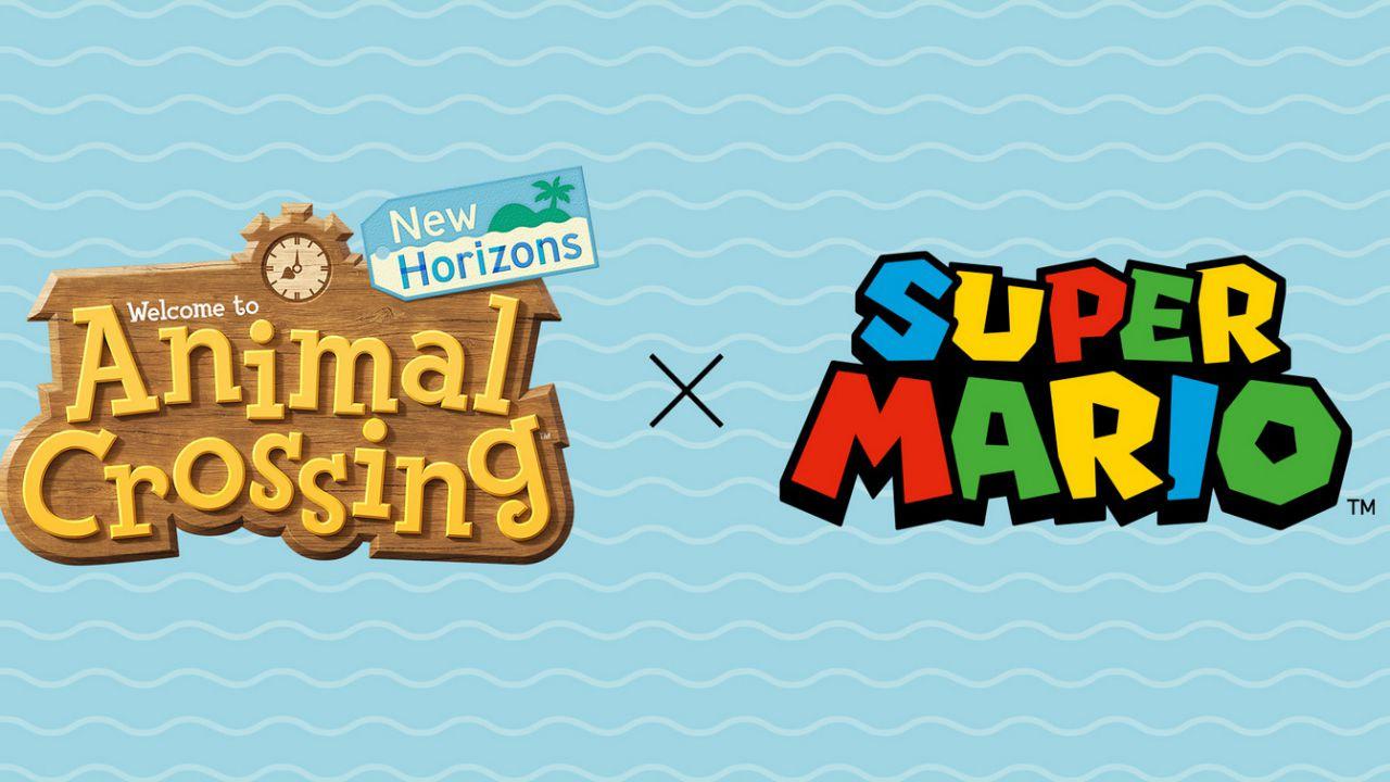 Animal Crossing New Horizons: annunciati i contenuti dedicati a Super Mario