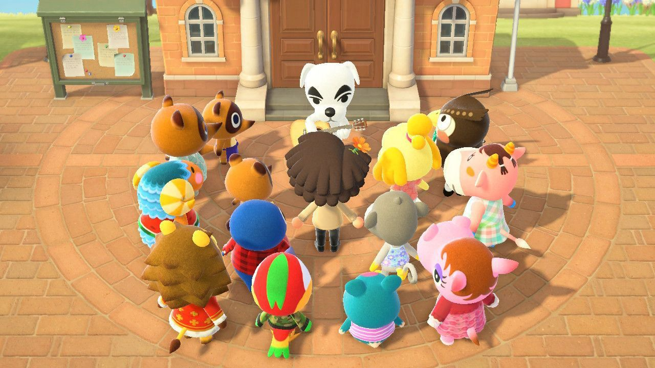 Animal Crossing New Horizons chiude il 2020 come secondo gioco più venduto dell'anno in UK