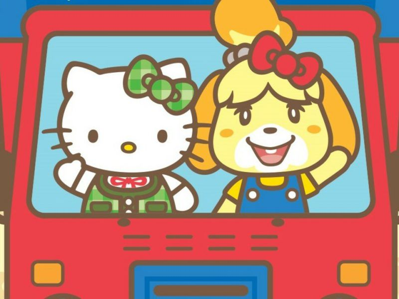 Animal Crossing New Horizons: how to get Hello Kitty items