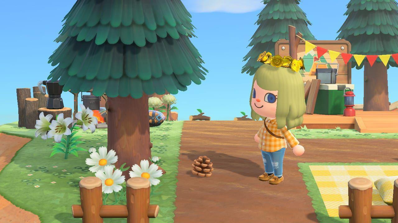 Animal Crossing New Horizons: ecco come raccogliere le Pigne