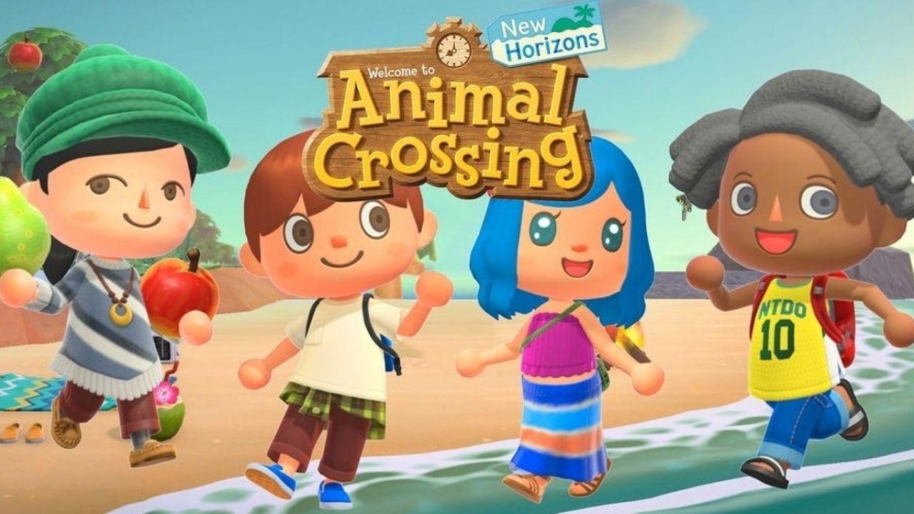 Animal Crossing New Horizons il gioco più scaricato nel 2020 su Switch in Giappone