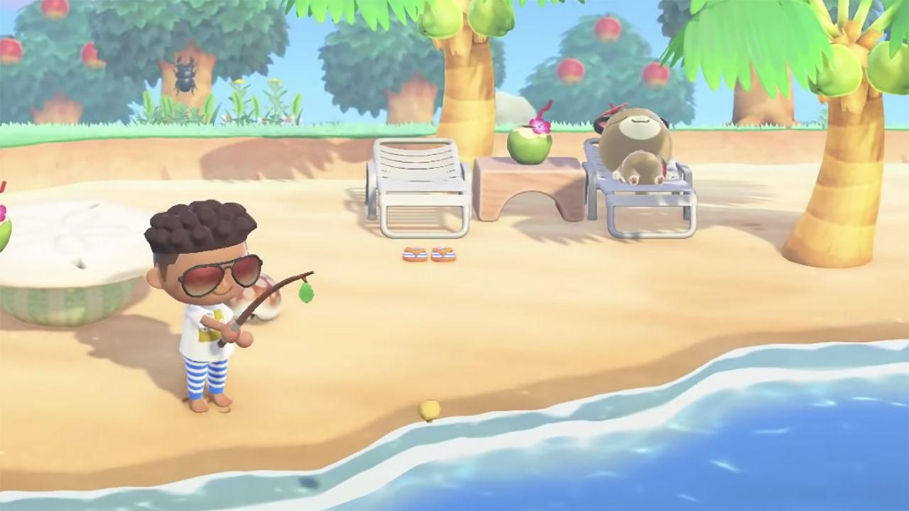 Animal Crossing New Horizons: guida a insetti, pesci e creature marine di agosto