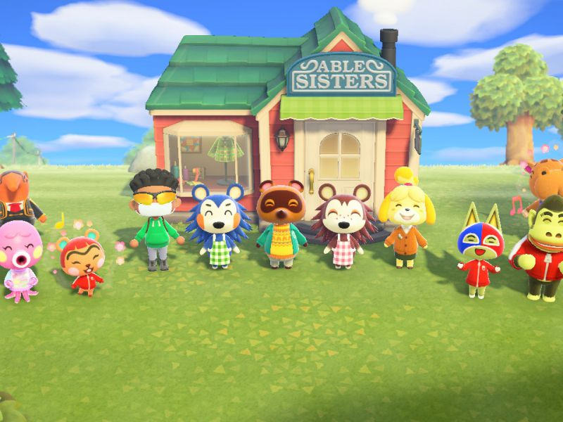 Animal Crossing New Horizons: Guide to all the new activities for January