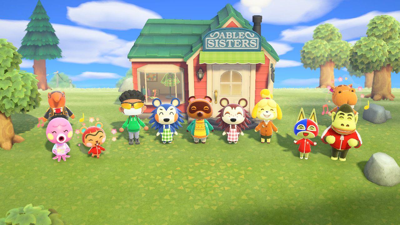 Animal Crossing New Horizons: guida a tutte le nuove attività di gennaio