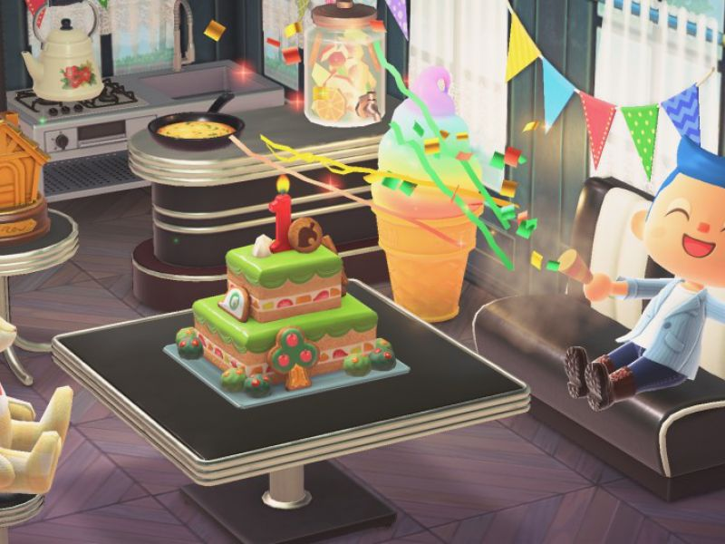 Animal Crossing New Horizons, update available: March between Easter and Tourist Editor