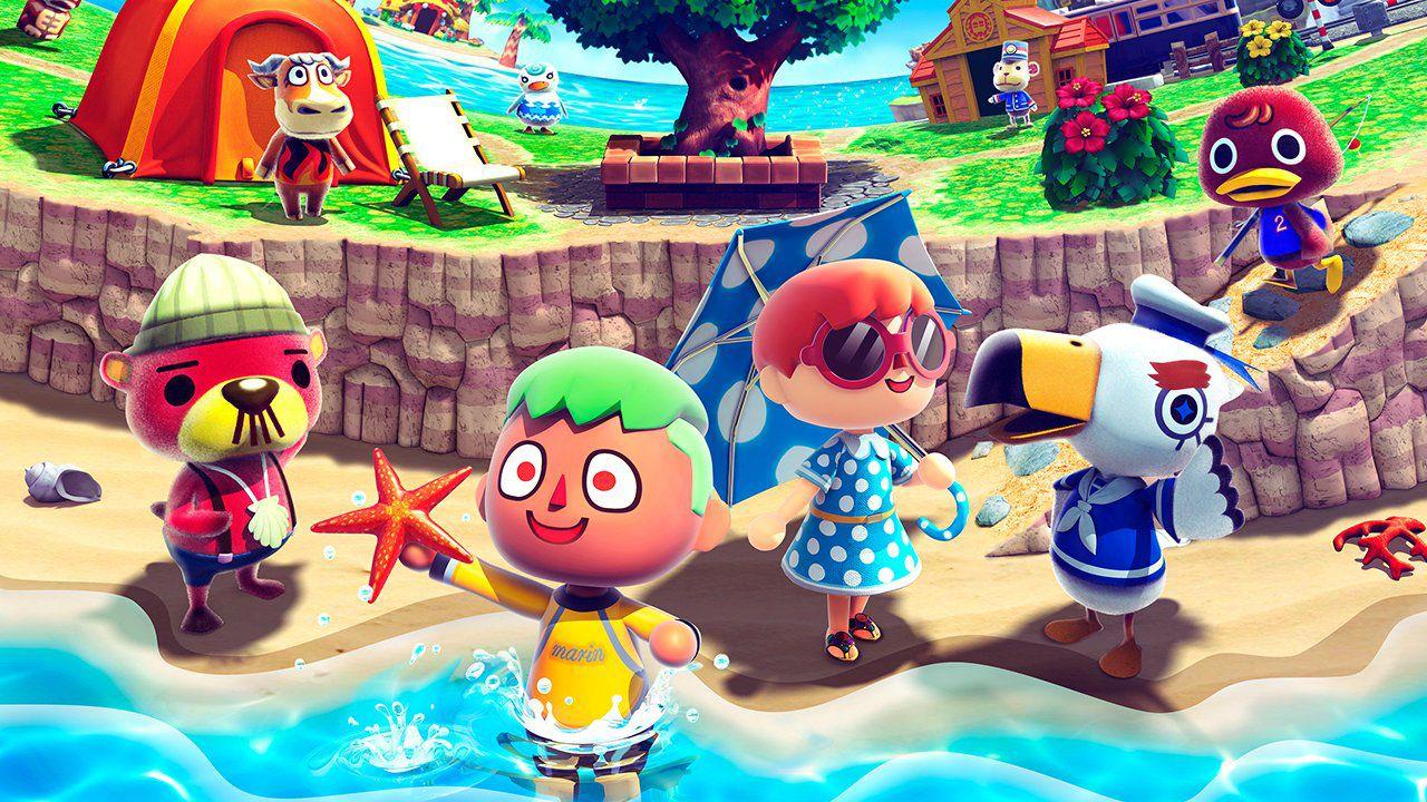 Animal Crossing New Leaf è il gioco della serie più venduto di sempre