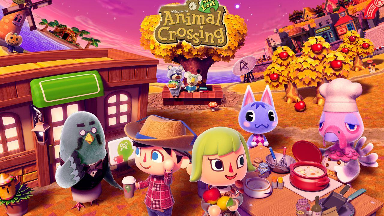 Animal Crossing New Leaf introduce il supporto per gli Amiibo