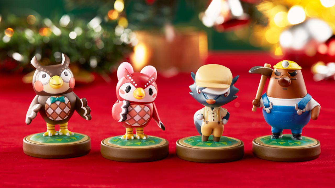 Animal Crossing: nuovi personaggi Amiibo arriveranno in Italia a gennaio