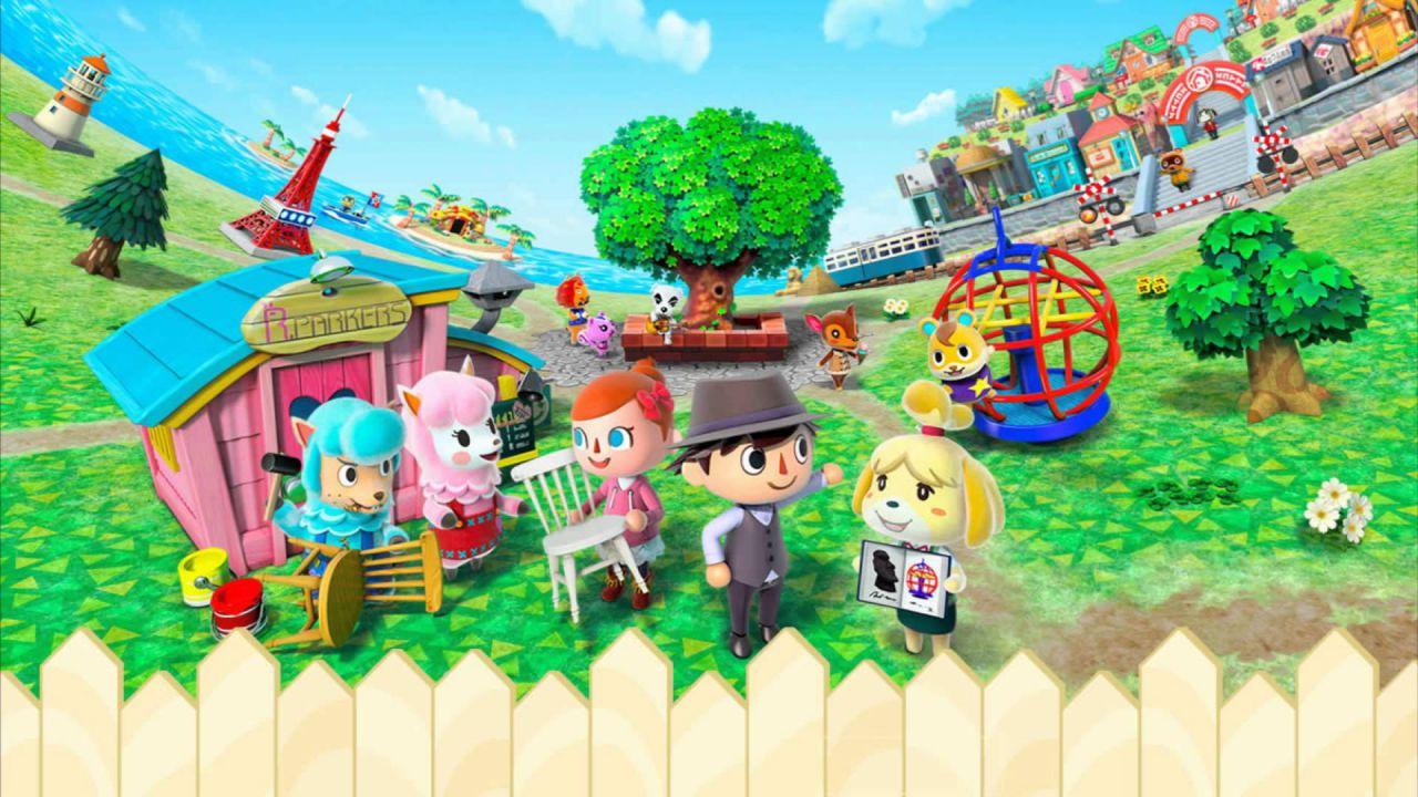 Animal Crossing sarà uno dei giochi di lancio di Nintendo NX?