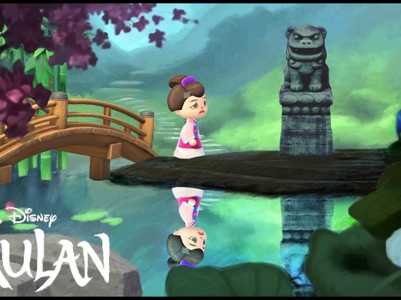 Animal Crossing X Disney: from Hercules to Mulan, the incredible creations of a fan