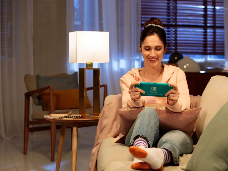 Animal Crossing x Lodovica Comello: from Italia's Got Talent to the new Nintendo commercial