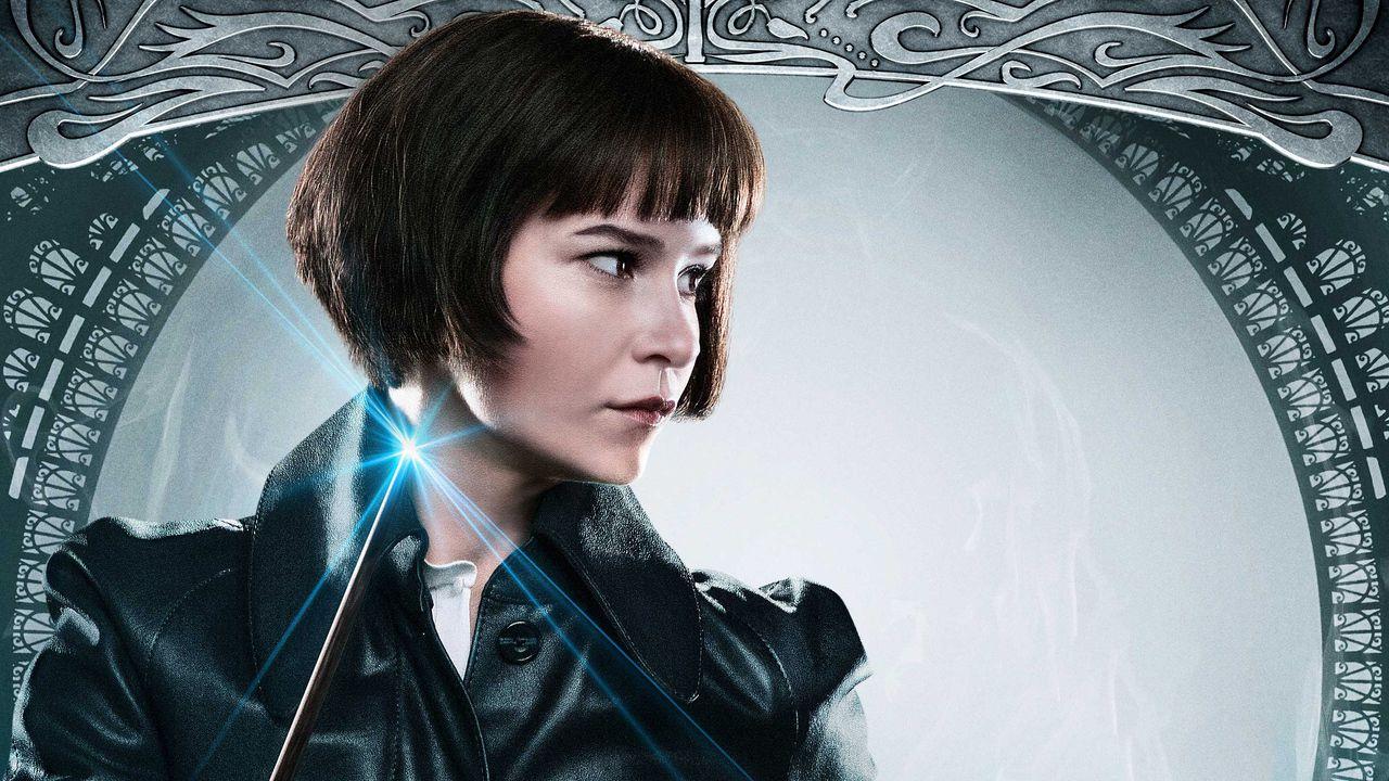 Animali Fantastici 3, Katherine Waterson: 'Io e Mads Mikkelsen non abbiamo scene insieme'
