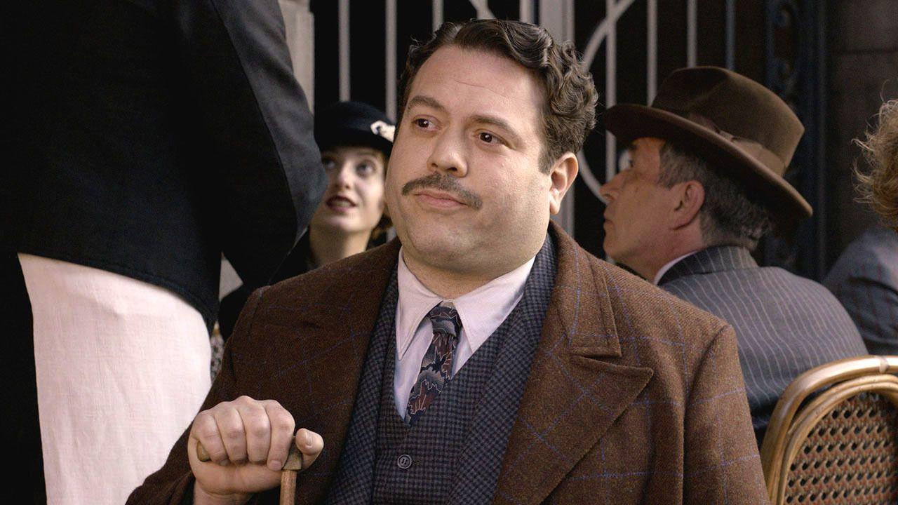 Animali Fantastici, Dan Fogler: 'E se Jacob fosse il padre adottivo di Hagrid?'