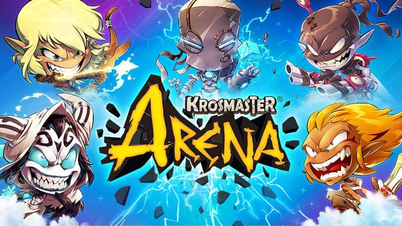 Ankama lancia Krosmaster Arena