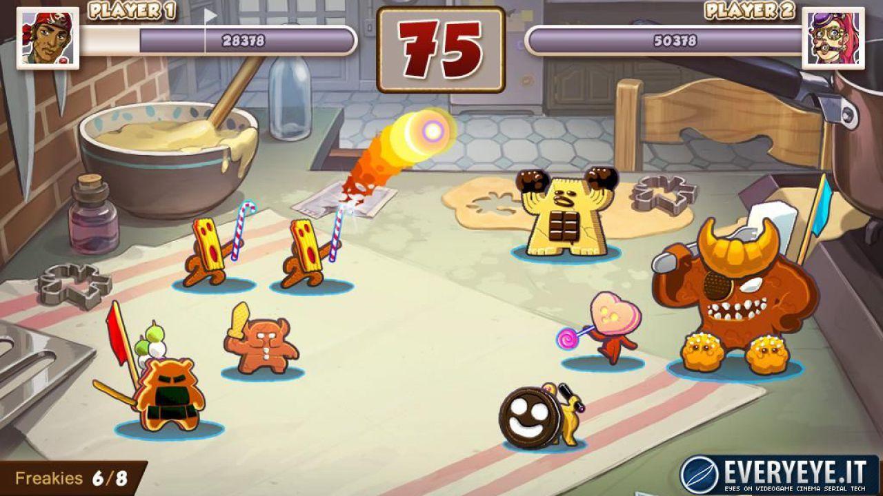 Ankama presenta un nuovo gioco per smartphone ispirato al fumetto Freaks Squeele