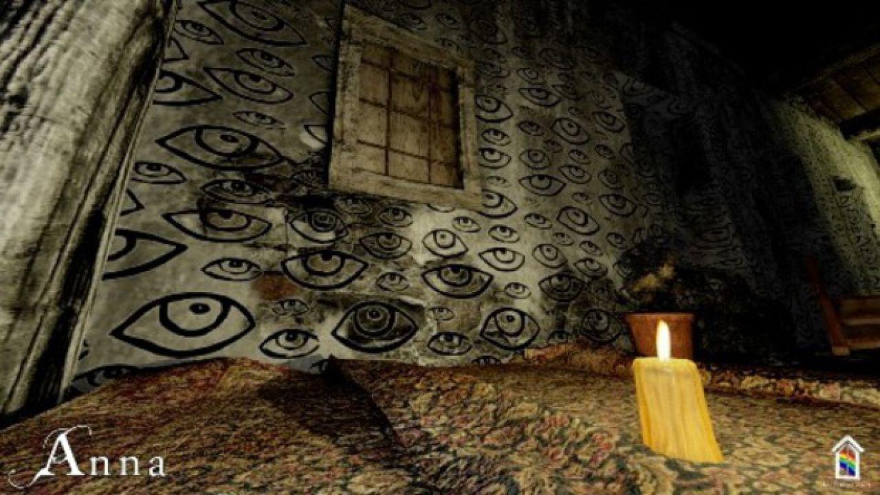 Anna, avventura horror di Dreampainters, è ora disponibile