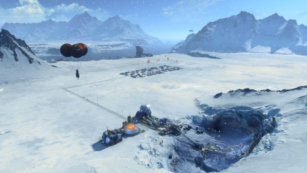 Anno 2205: il primo DLC gratuito arriverà a gennaio
