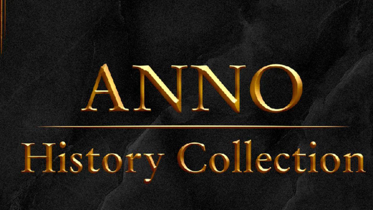 Anno History Collection: Ubisoft presenta i quattro capitoli classici rimasterizzati in 4K