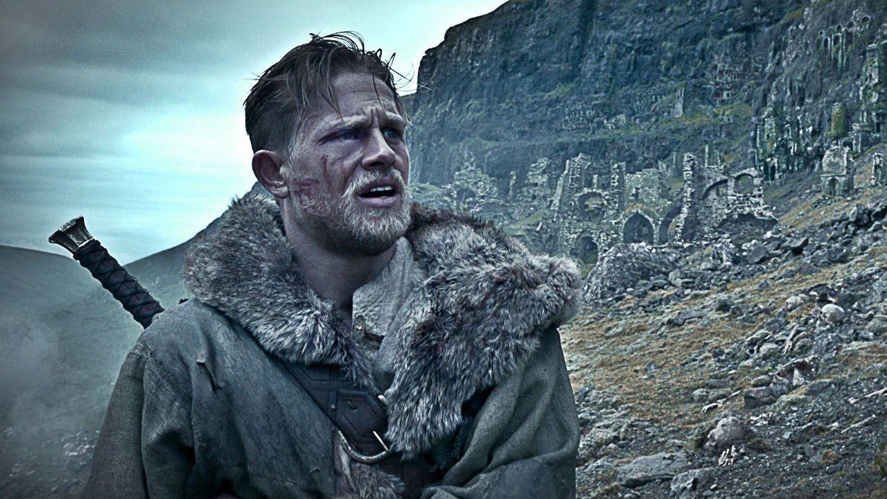 Annunciata la data d'uscita del Blu-ray di King Arthur: Il potere della spada