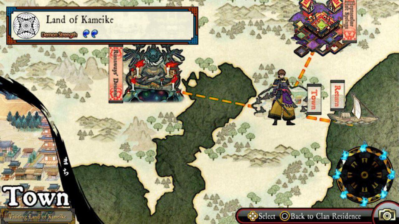 Annunciata la data di lancio di Oreshika: Tainted Bloodlines