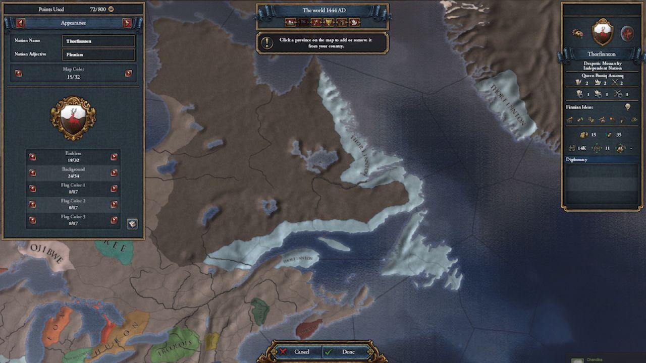 Annunciata la data di uscita dell'espansione El Dorado di Europa Universalis 4