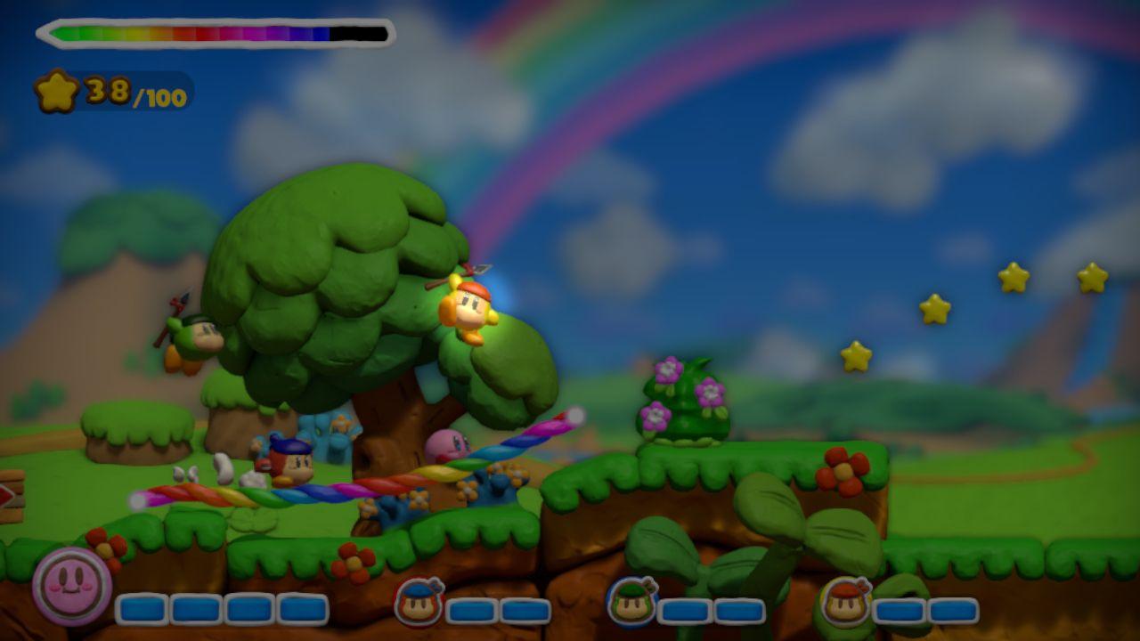 Annunciata la data di uscita europea di Kirby e il Pennello Arcobaleno