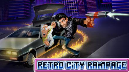 Annunciata la versione MS-DOS di Retro City Rampage