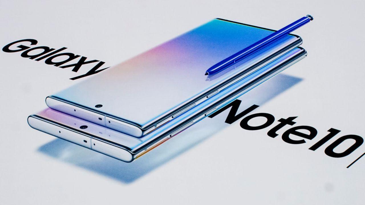 Annunciata la lista degli smartphone Samsung che saranno aggiornati ad Android 10