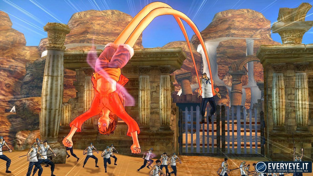 Annunciata la One Piece Pirate Warriors 2 Day One Digital Edition!