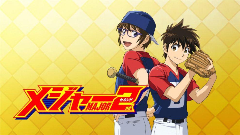 Annunciata la seconda stagione dell'anime Major 2nd