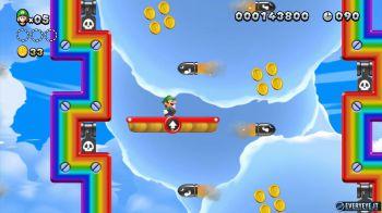 Annunciata un'interessante sfida per New Super Luigi U