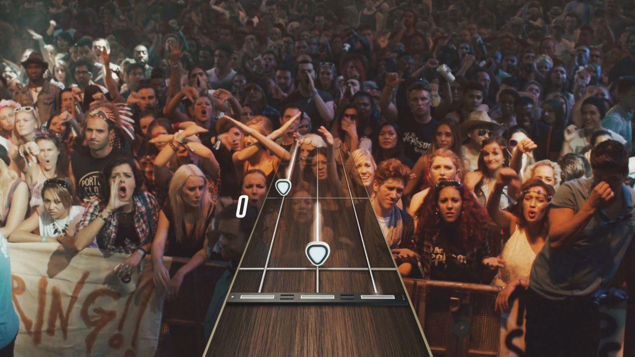 Annunciate dieci nuove canzoni di Guitar Hero Live