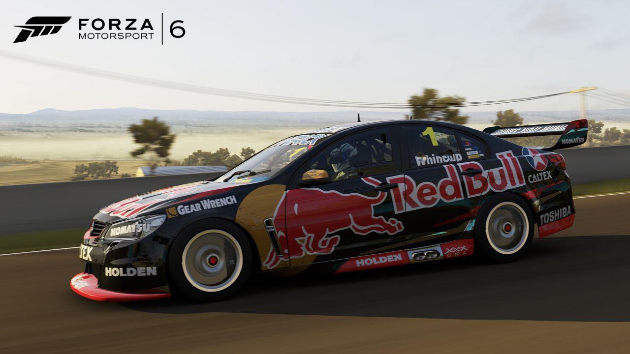 Annunciate supercar V8 per Forza Motorsport 6