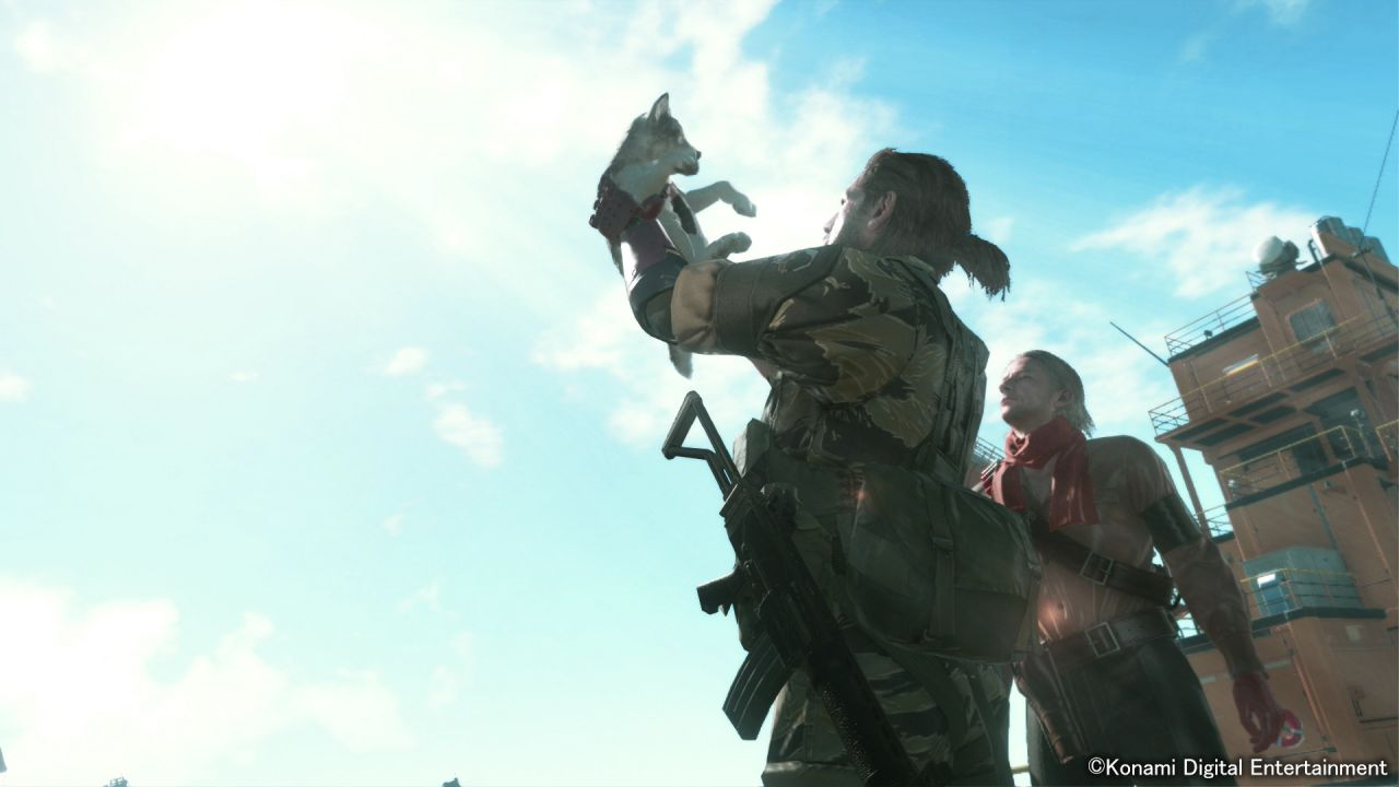 Annunciati tutti i contenuti del bundle PlayStation 4 dedicato a Metal Gear Solid 5 The Phantom Pain