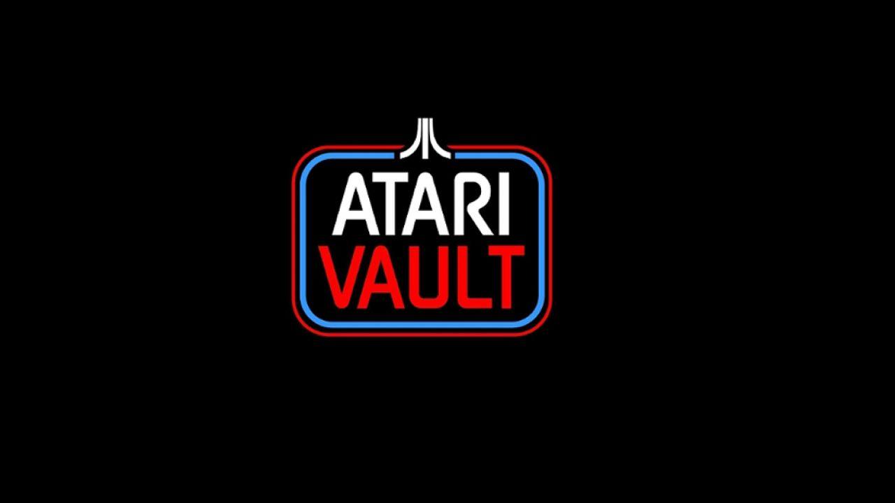 Annunciato Atari Vault, una raccolta di 100 giochi cult dell'azienda