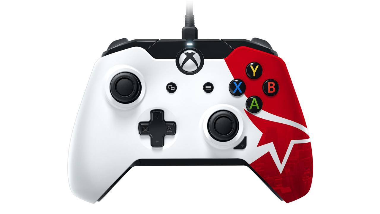 Annunciato un controller Xbox One dedicato a Mirror's Edge Catalyst