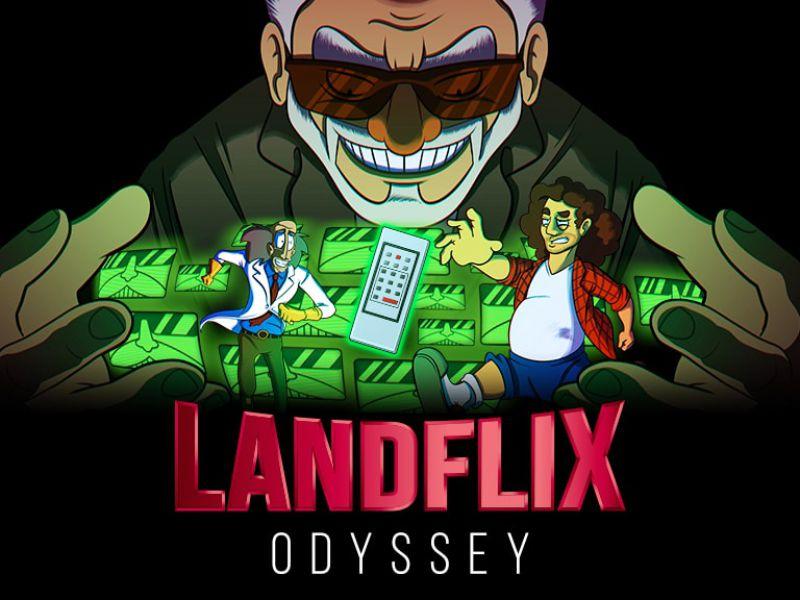 Annunciato Landflix Odyssey, gioco indie italiano ispirato all''universo di Netflix