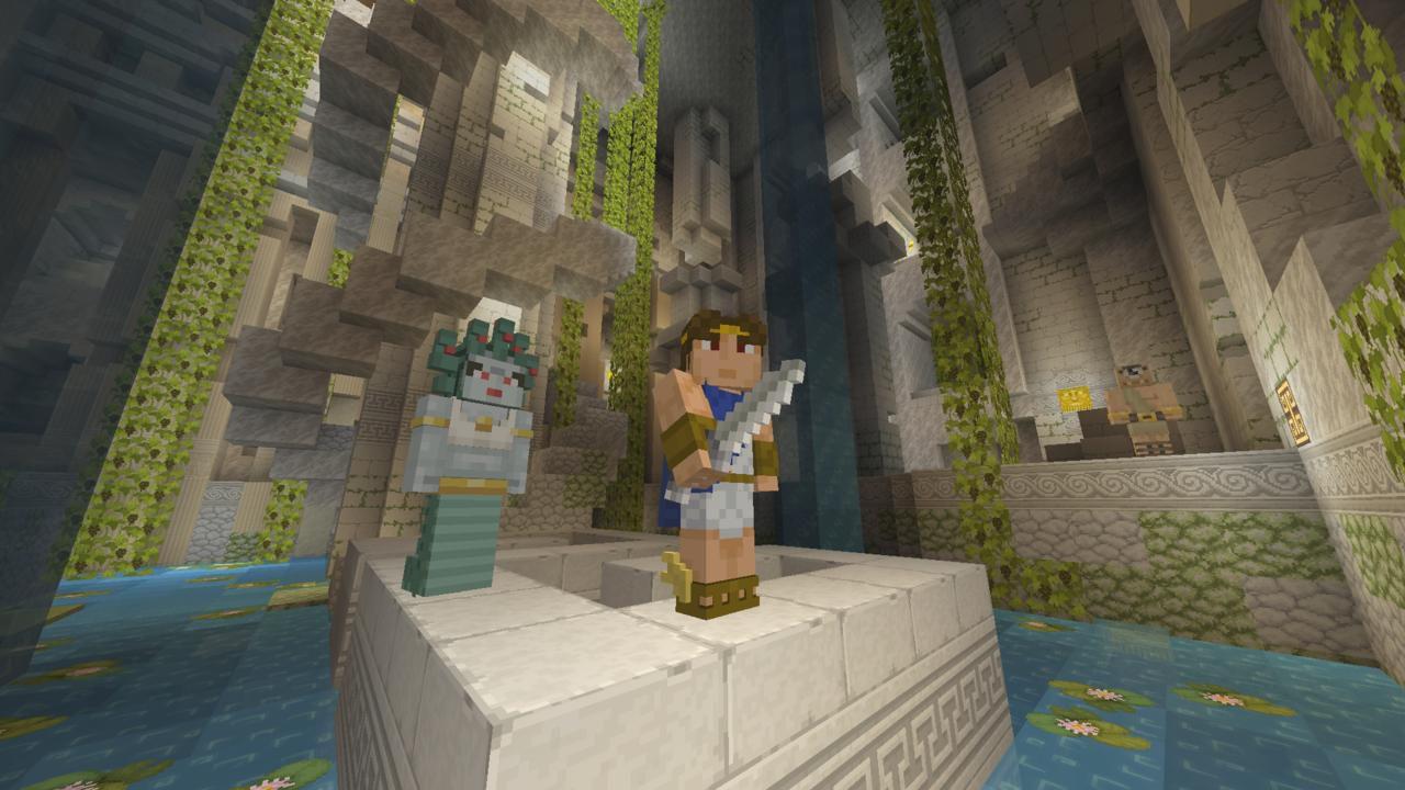 Annunciato Minecraft per Oculus Rift