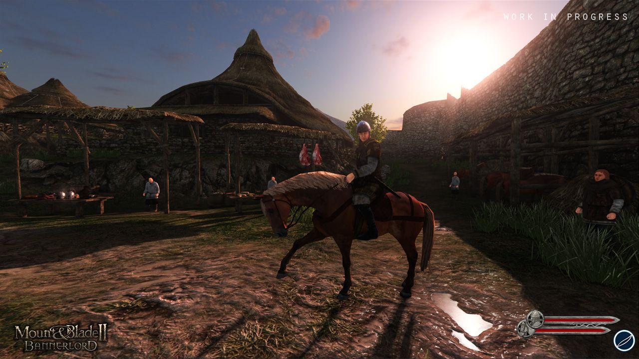 Annunciato Mount & Blade 2: Bannerlord