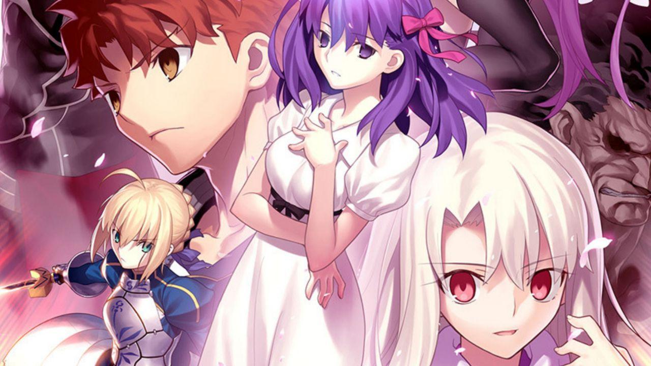 Annunciato un nuovo anime della serie Fate, debutterà a dicembre