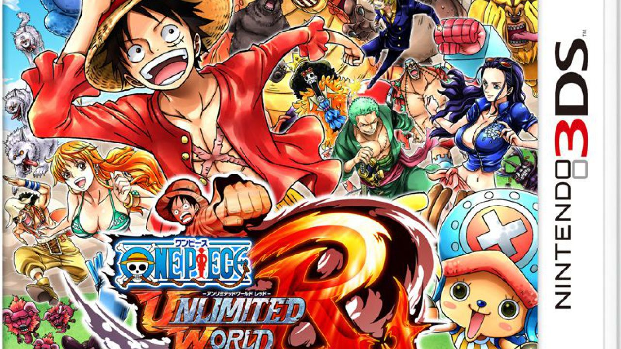 Annunciato One Piece: Unlimited World Red per Nintendo 3DS